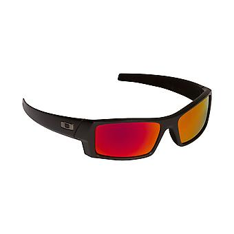 Best SEEK Replacement Lenses for Oakley Sunglasses GASCAN Grey Red Mirror