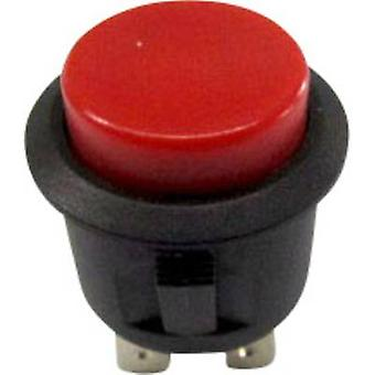 Pushbutton 250 V AC 6 A 1 x Off/(On) SCI R13-527A-