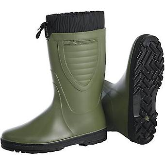 Safety work boots Size: 44 Green Leipold + Döhle Hunter 2499 1 pair