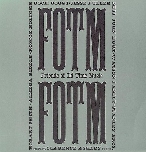 Friends of Old Time Music - Friends of Old Time Music [CD] USA import