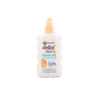 Delial Ni¤os Sensitive Advanced Vapo Spf50+ 200ml Unisex New Sealed Boxed