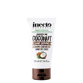 Inecto glatt meg kokos hår Serum