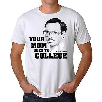 Napoleon Dynamite Mom Men's White Funny T-shirt