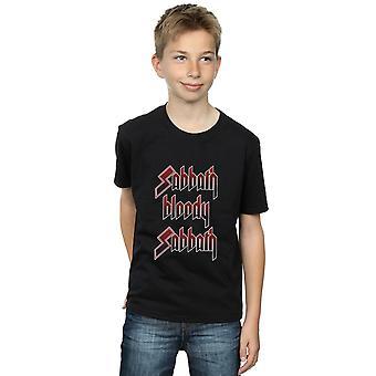 Black Sabbath jungen Sabbath Bloody Sabbath T-Shirt