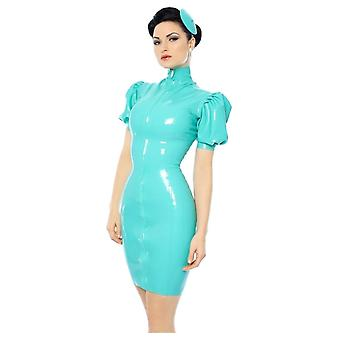 Westward Bound Mansfield Kitti Latex Rubber Dress.