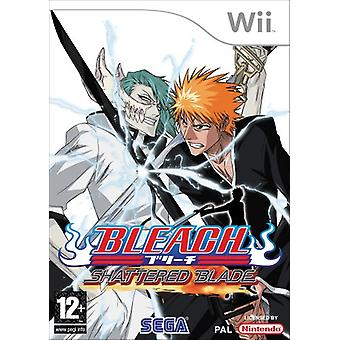 Bleach Shattered Blade (Wii)