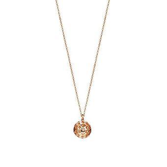 Colar feminino ESPRIT de prata Rosé Galaxy ESNL93173C700
