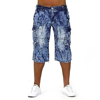Pantaloncini uomo Shorts Cool volo Bermuda Cargo Capri Shorts Vintage Casual