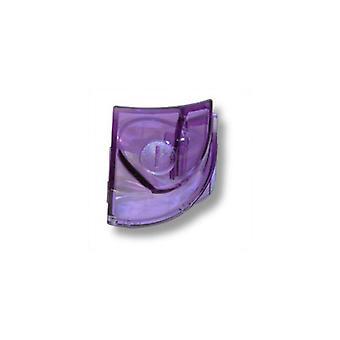 Botón de apagado Tran violeta