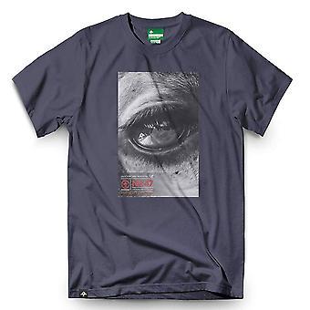 LRG Eye Of The Giraffe T-shirt Navy