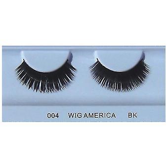 Wig America Premium False Eyelashes wig521, 5 Pairs