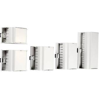 MR3/K CR RAL7035 ABS DIN Schienengehäuse 52,5 x 90 x 62 Acrylonitril Butadien-Styrol Grau-weiß (RAL 7035) 1 Stk.-Stück