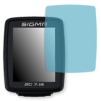 Sigma BC 7.16 ATS display protector - Golebo view protective film protective film