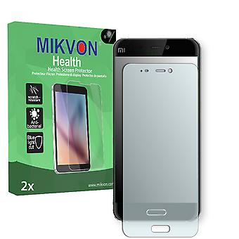 Xiaomi Mi5 Screen Protector - Mikvon Health (Retail Package with accessories)