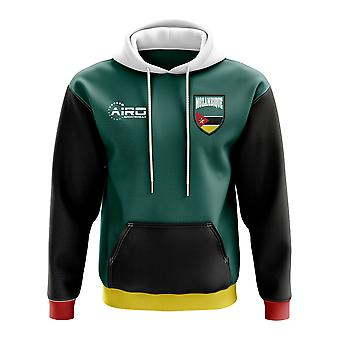 Mozambique Concept Country Football Hoody (Green)