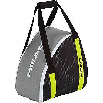 Head Allride Boot Bag - Black/Grey