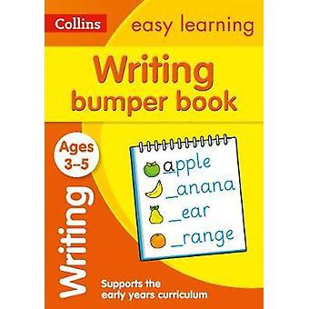 Skrive kofanger bog aldre 3-5 (Collins Easy Learning børnehaveklasse) af Col