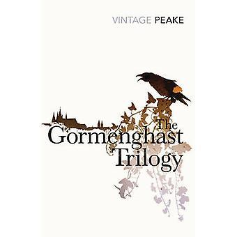 The Gormenghast Trilogy by Mervyn Peake - 9780099288893 Book