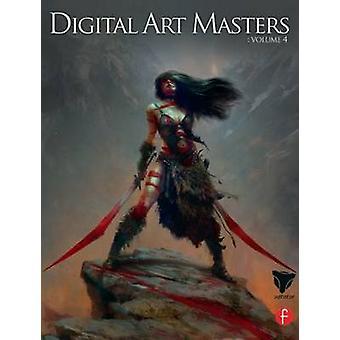 Digital konst Masters - v. 4 av 3dtotal.com - 9780240521701 bok