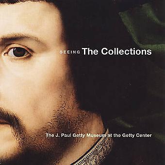 Att se Getty samlingar - Getty Center av David Bomford-