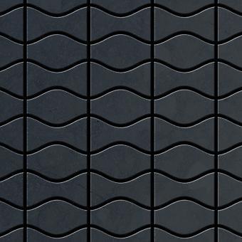 Mosaico de metal sólido Acero bruto ALLOY Kismet-Karma-RS