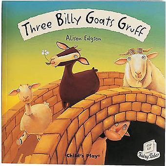 Three Billy Goats Gruff by Alison Edgson - 9781904550723 Book