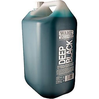 Wahl głęboko czarny szampon 5L