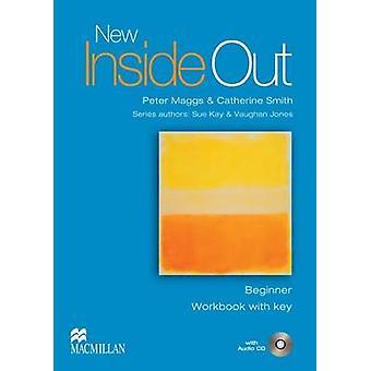 Neue Inside Out - Arbeitsmappe Pack mit Schlüssel - Anfänger von Pete Maggs - Cath