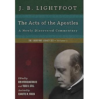 The Acts of the Apostles (Lightfoot Legacy Set)