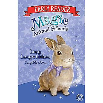 Magic Animal Friends Early Reader: Lucy Longwhiskers: Book 1 (Magic Animal Friends Early Reader)