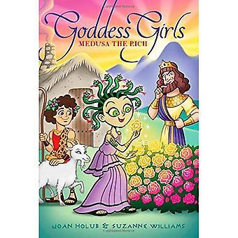 Medusa the Rich (Goddess Girls (Hardcover))