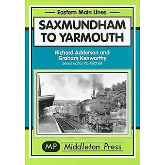 Saxmundham to Yarmouth (Eastern Main Lines)