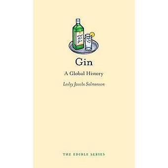 Gin by Lesley Jacobs Solmonson