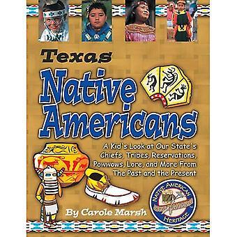 Texas Native Americans (Native American Heritage)