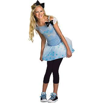 Black Cinderella Teen Costume