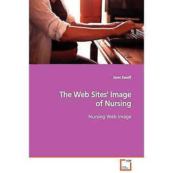 Het beeld van de websites van de verpleegkunde door Kasoff & Janet