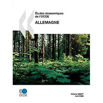 tudes conomiques de lOCDE Allemagne 2008 pela publicação da OCDE