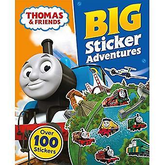 Thomas & gli amici: Avventure grosso adesivo