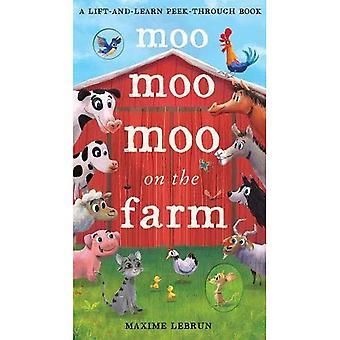 Moo Moo Moo på gården