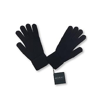 Moray cashmere gloves in navy