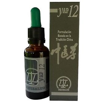 Equisalud Yap 12 Blood Stagnation (Herboristeria , Natural extracts)
