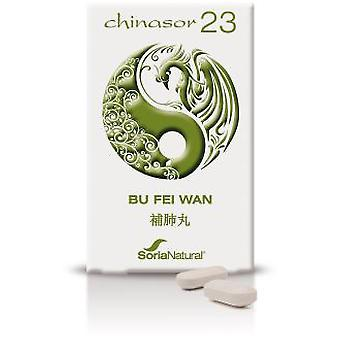 Soria Natural Chinasor 23 - Bu Fei Wan 64 gr (Herboristeria , Natural extracts)