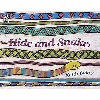 Hide and Snake av Keith Baker-9780152002251 bok