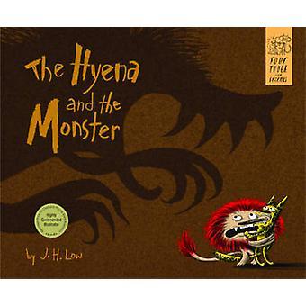 La Hyena e il mostro-9789814721691 libro