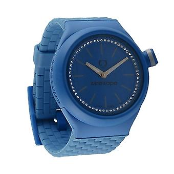 Wize and Ope Club  Blue Shuttle Watch SH-CL-6S
