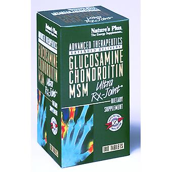 Natures Plus GLUCOSAMINE/CHOND/MSM RX ULTRA mixte 180