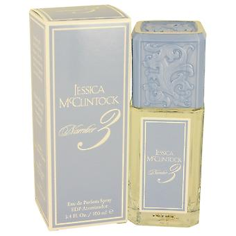 JESSICA  Mc clintock #3 by Jessica McClintock Eau De Parfum Spray 3.4 oz / 100 ml (Women)