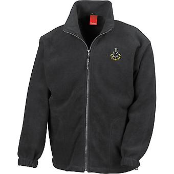 Royal Sussex Regiment - Licensed British Army Embroidered Heavyweight Fleece Jacket