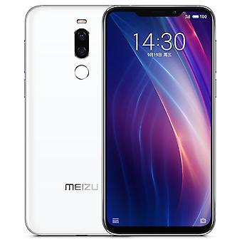 Meizu x8 6+128gb 4g lte smart phone white