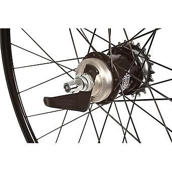 Halo Aerotrack 700c Rear Wheel 32h S2 Duomatic Hub Coaster Brake